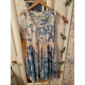 Italian MIU MIU summer dress.